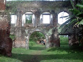 Benteng Pendhem Ngawi Yang Eksotik