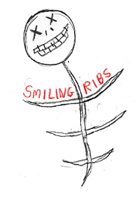 Smiling Ribs