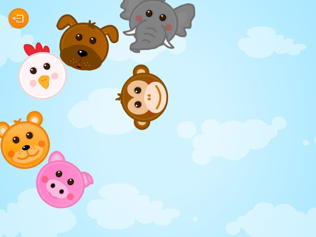 Fondos del cielo en caricaturas imagui - Fotos de animales infantiles ...