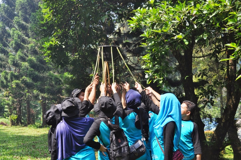 Materi Outbound one day