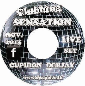 Dj Cupidon Clubbing Sensation LUVE SET