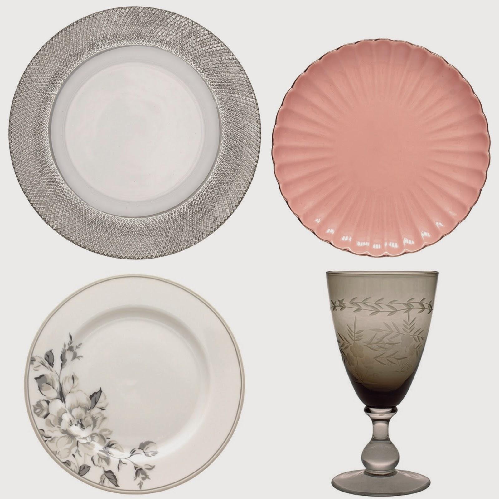 Hermanas bolena decoraci n la mesa perfecta c mo - El corte ingles vajillas ...