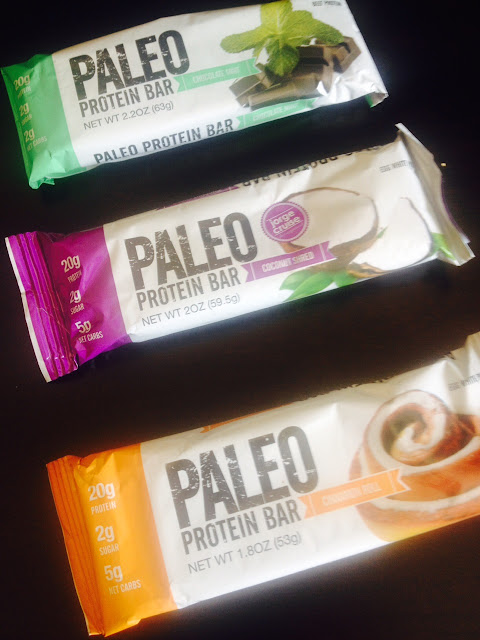 Julian Bakery Paleo Protein Bars