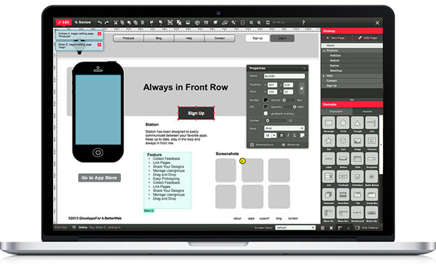 17 Best Online Wireframe Tools for Designers