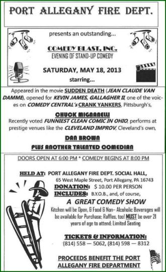 5-18 Comedy Blast