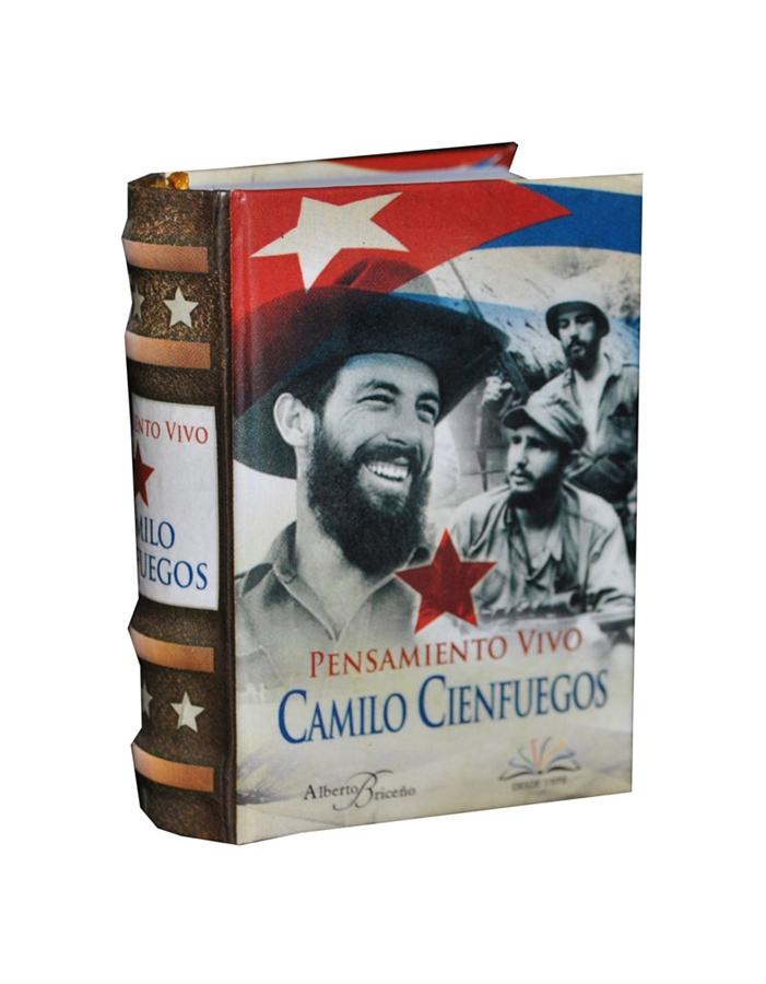 CAMILO CIENFUEGOS: ¡Revolucionario convicto!