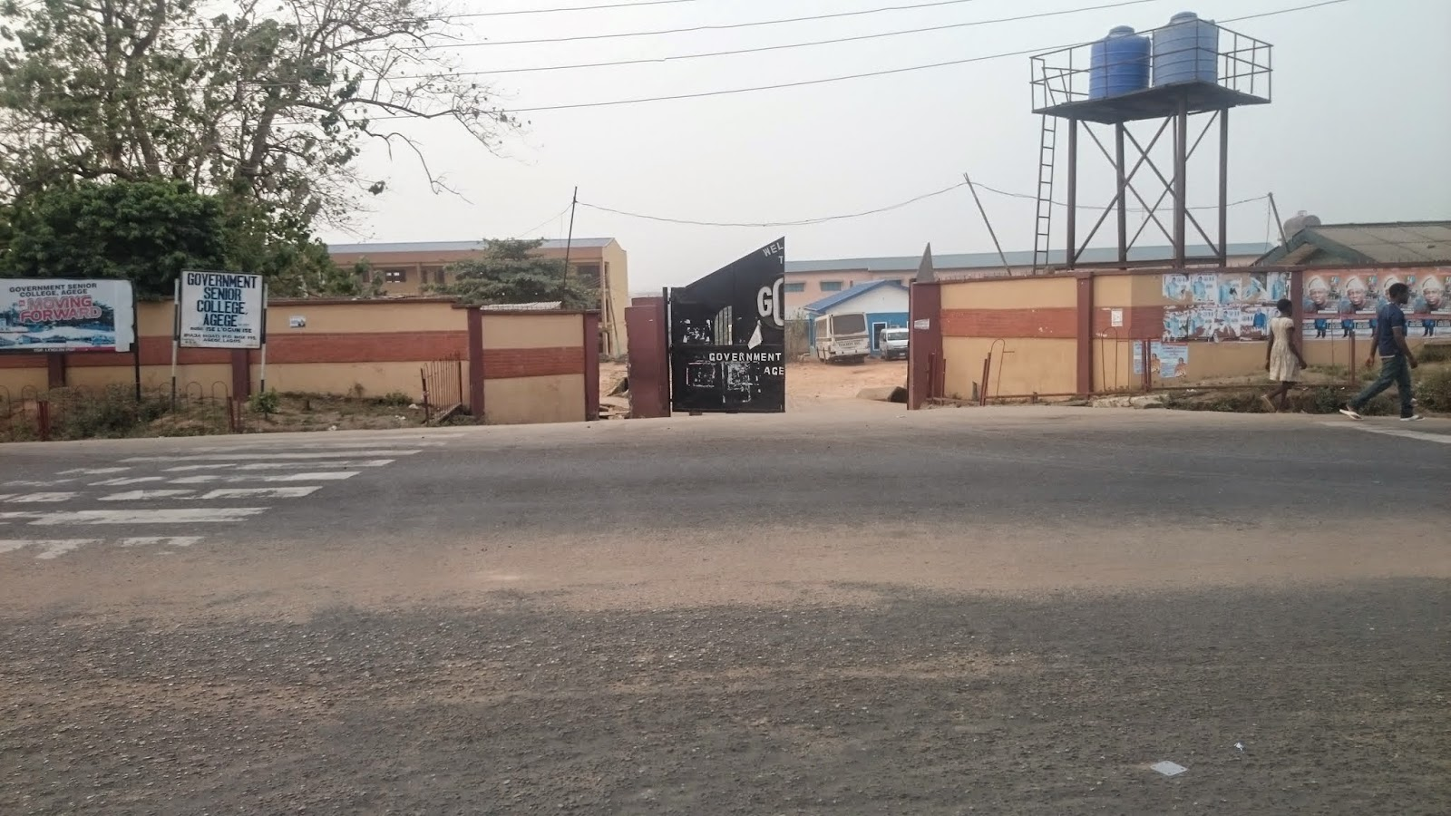 Government Senior College, Agege