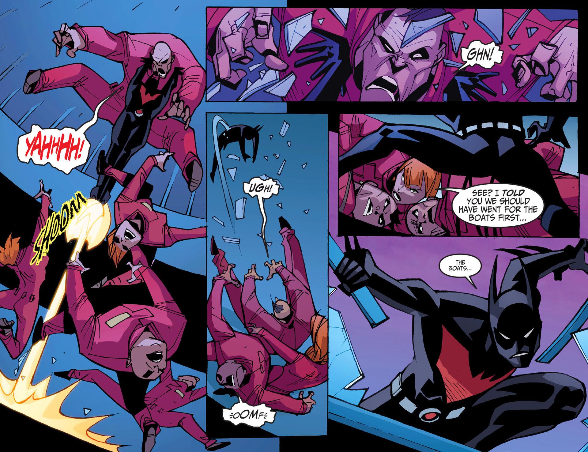 Batman Beyond 2.0 #3 #38 - English 8