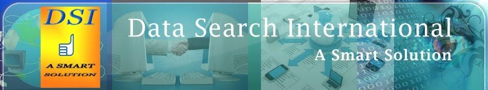 Data search international