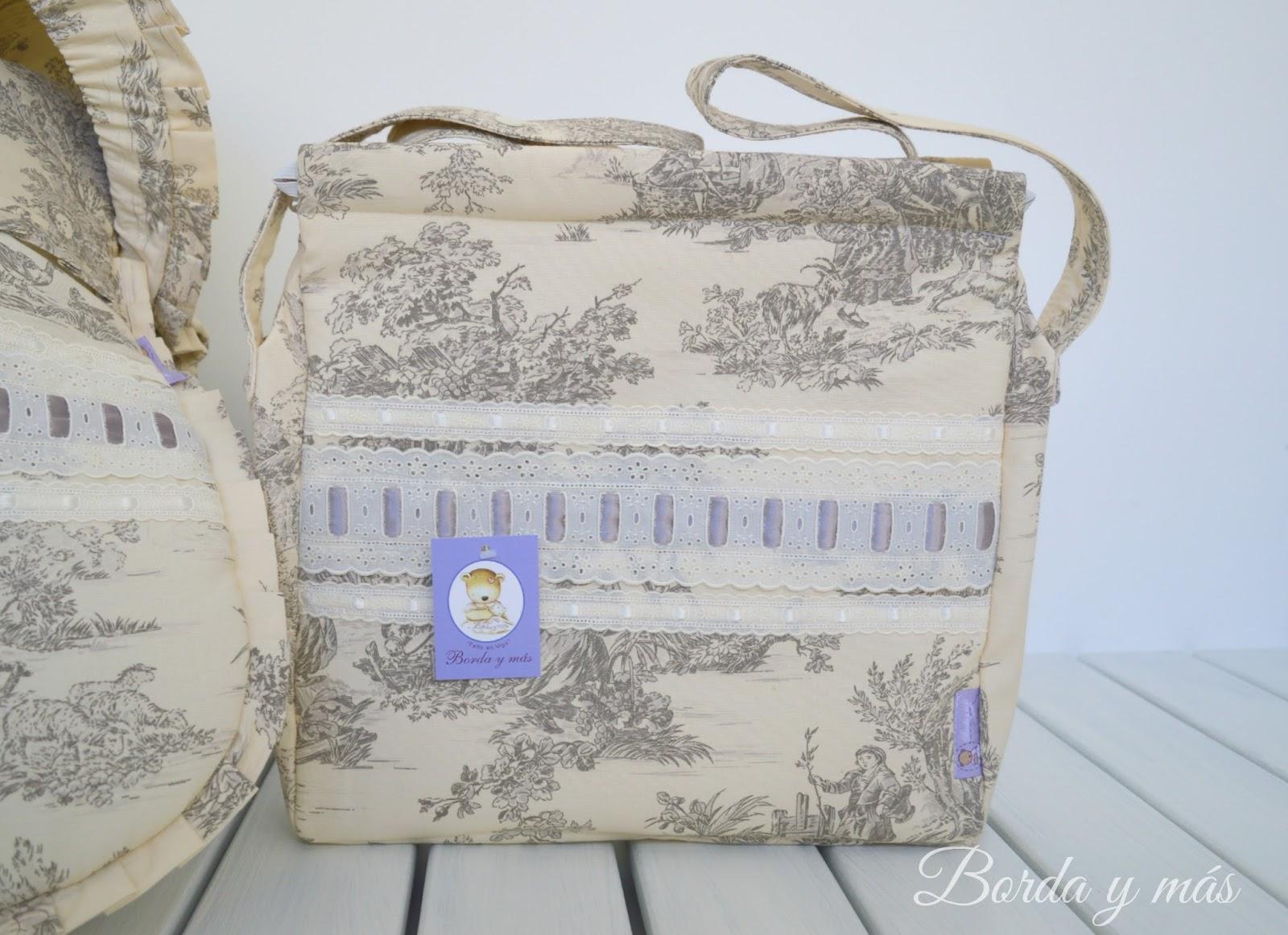 bolsa maxicosi personalizado
