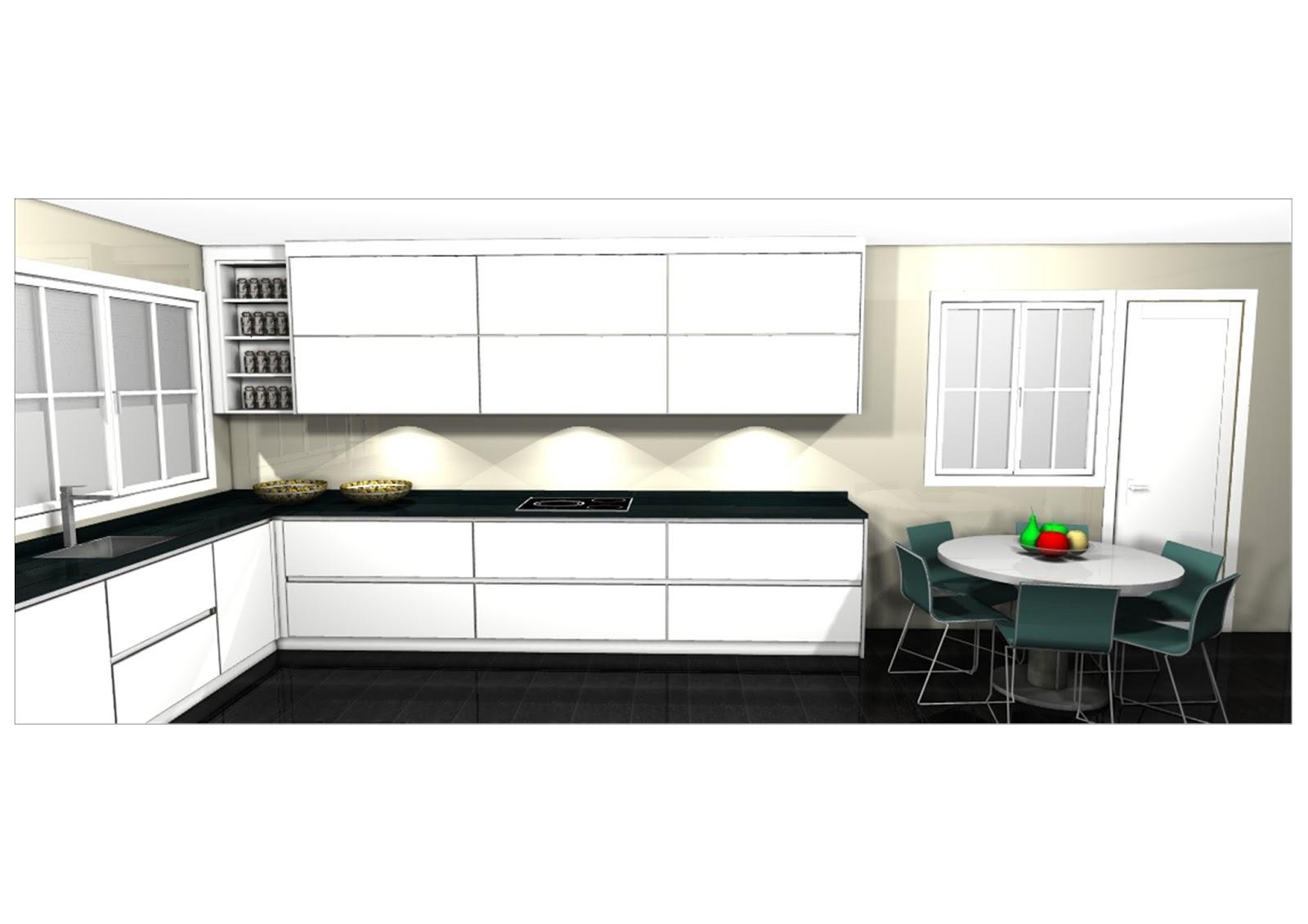 Disear una cocina en 3d excellent de una idea a tu cocina for Simulador cocinas 3d online