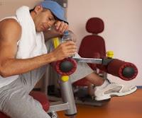 شدة التمارين الرياضية مضرة