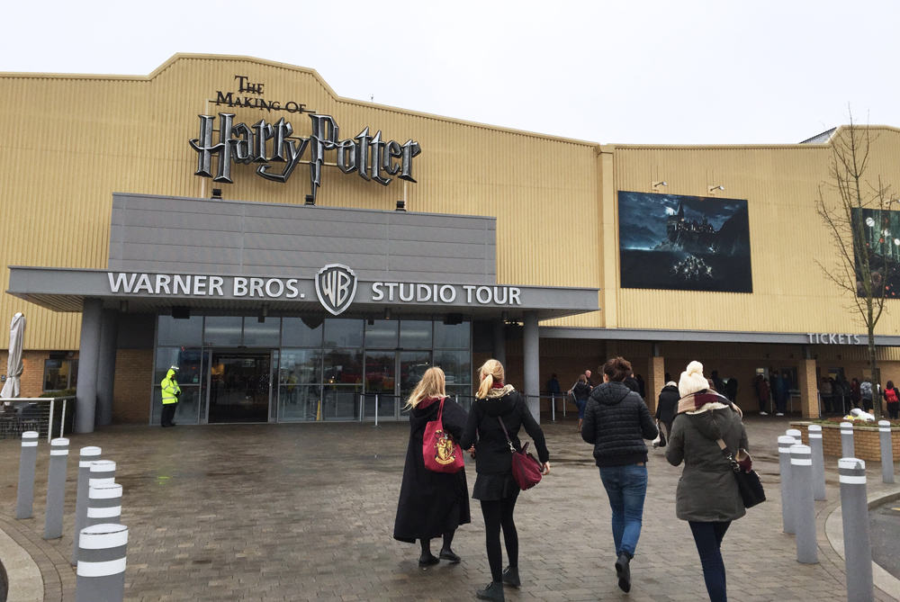 Warner Bros Studio Tour The Making of Harry Potter