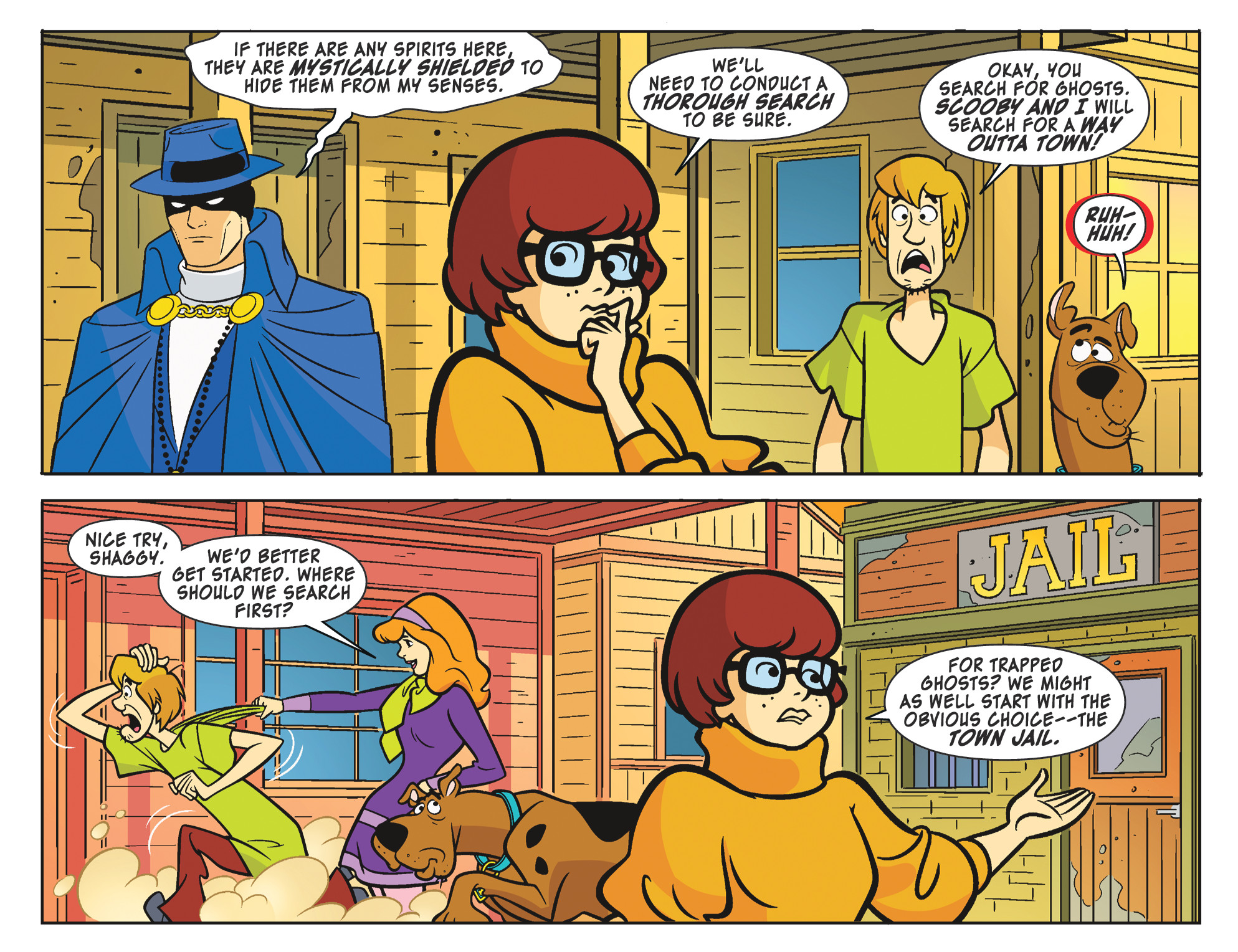 Read online Scooby-Doo! Team-Up comic -  Issue #25 - 15