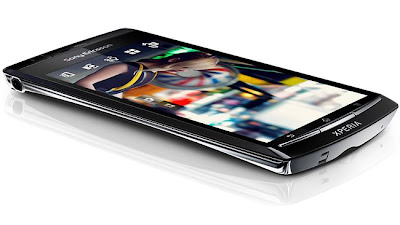sony ericsson,arc s,new android,mobile phone,cheap android phone