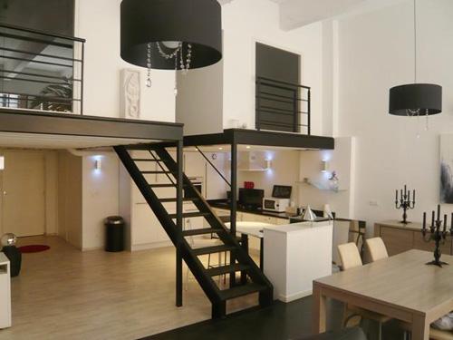 loft loft e ancora loft stile bagno. Black Bedroom Furniture Sets. Home Design Ideas