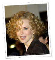 Nicole Kidman Curly Hairstyle