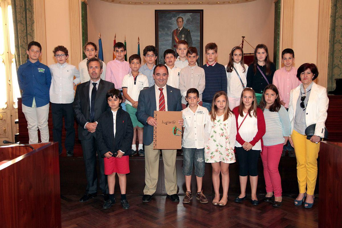 Reconocimiento Diputación Badajoz