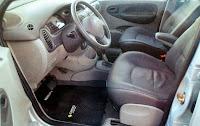 interior Renault Scénic 2.0 Privilegie