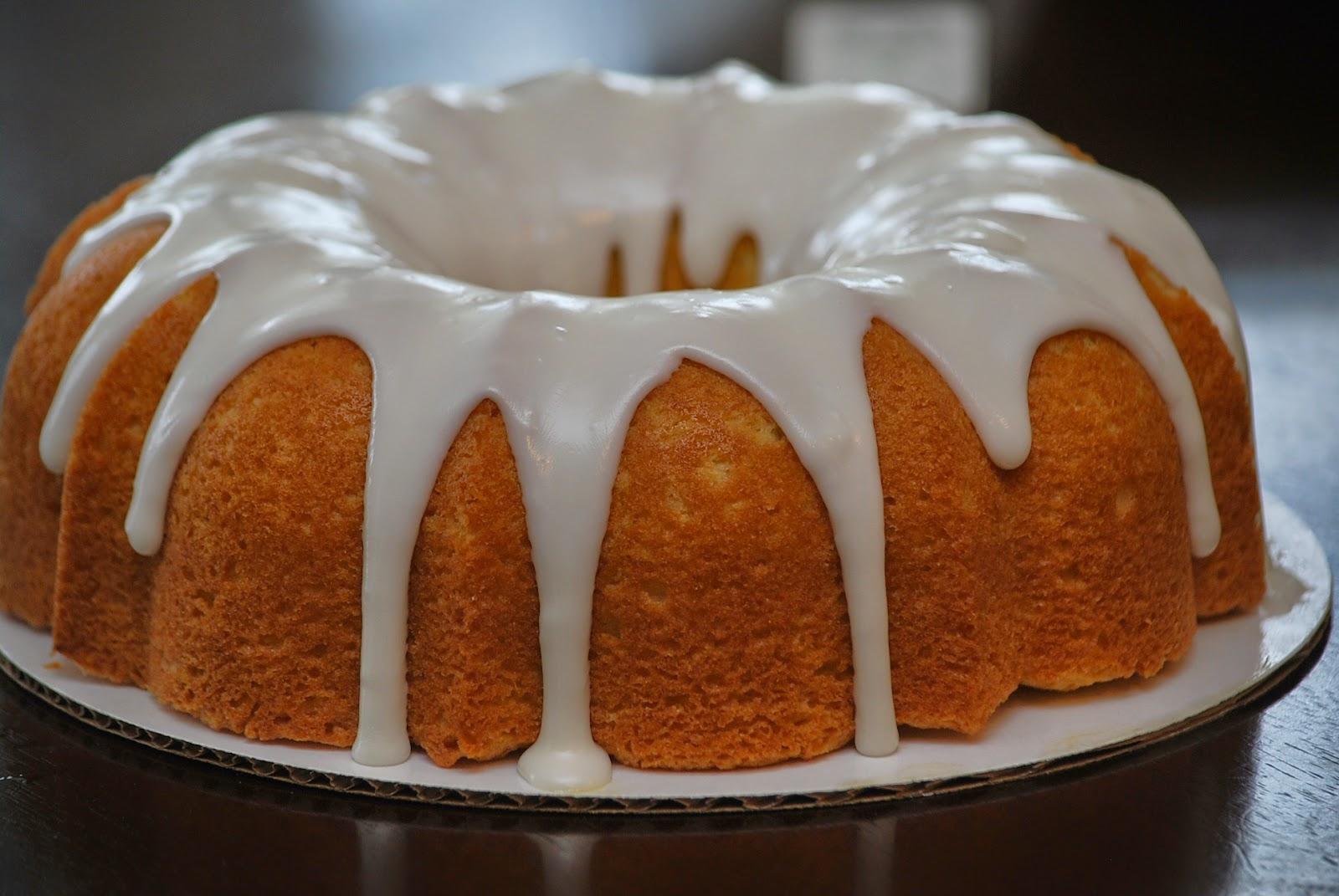 Giada Lemon Pound Cake