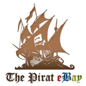 The Pirat eBay logo