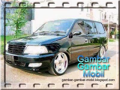 mobil kijang modif gambar mobil kijang super modifikasi gambar mobil