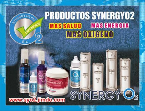 SYNERGYO2 (OXIGENO LIQUIDO)