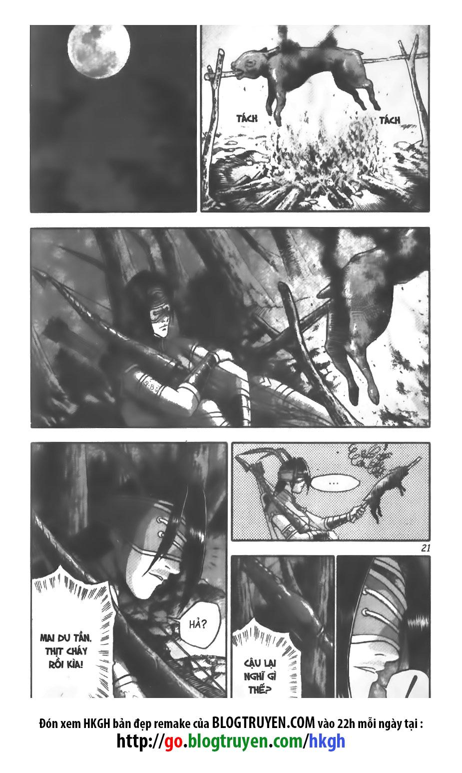 Hiệp Khách Giang Hồ chap 286 Trang 22 - Mangak.info