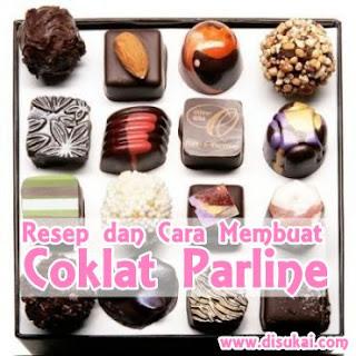 Resep dan Cara Membuat Coklat Praline