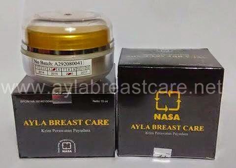 Jual Ayla Breast Care Cream Pengencang Payudara