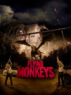 Quái Vật Khỉ Ăn Thịt Người - Flying Monkeys (2013) Vietsub