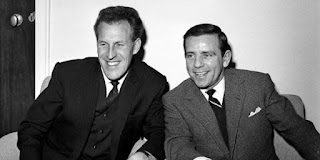 The Legendary Bruce Forsyth and Norman Wisdom