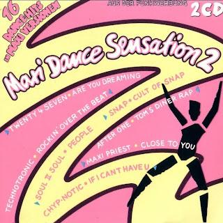 Maxi Dance Sensation vol.2 (1990)