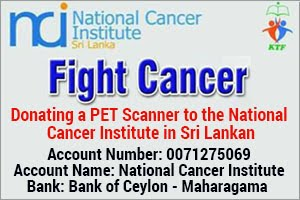 Fight Cancer in Sri Lanka