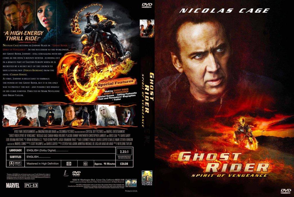 Nonton Ghost Rider Spirit of Vengeance (2011) Film