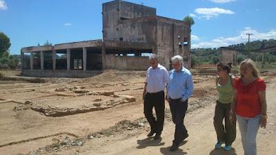 Τατούλης: Αναγκαίος ο αποχαρακτηρισμός του Χυμοφίξ για να γίνει το νέο αρχαιολογικό μουσείο Σπάρτης