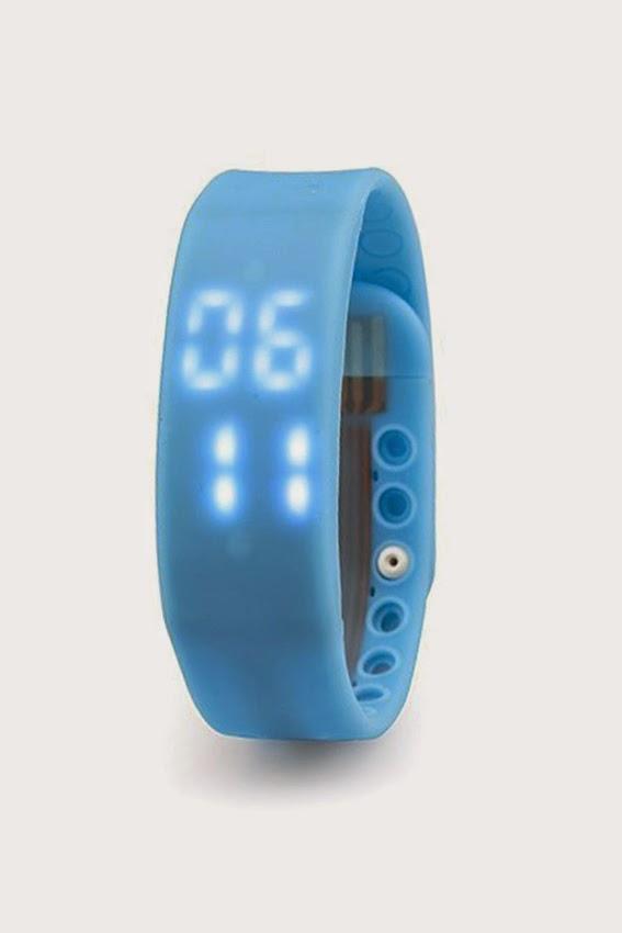 Đồng hồ thông minh dây Silicon ALAMODE PARIS FW001black giá rẻ