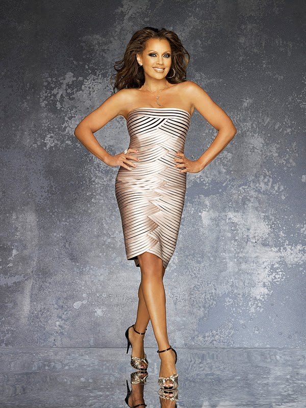 Vanessa Williams in Dress