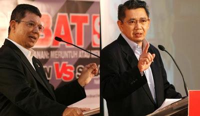 Video Debat Saifuddin Abdullah Vs Salahuddin Ayub Oleh Sinar Harian