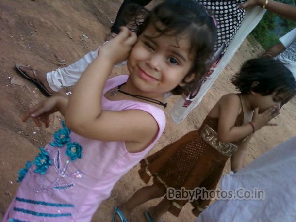 Beautiful indian baby photos 08
