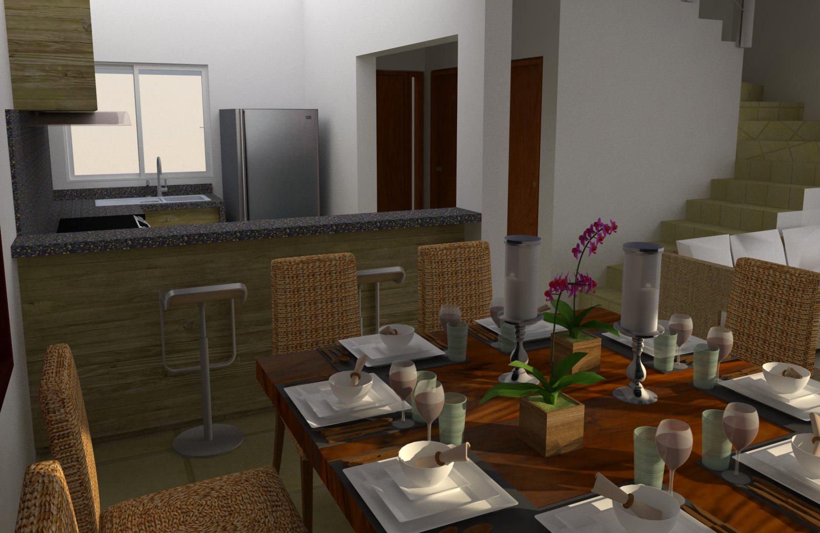 Taller de arquitectura y dise o interior for Decoracion en cancun