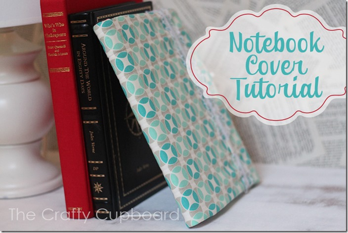 Notebook Cover Pattern ~ Amy made that by eamylove april across the pond sew along