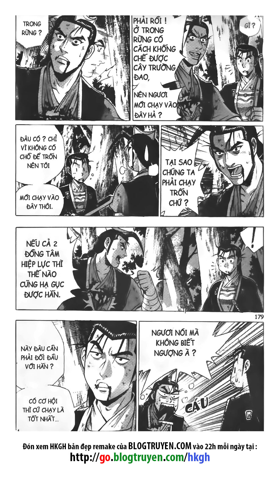Hiệp Khách Giang Hồ chap 256 Trang 10 - Mangak.info