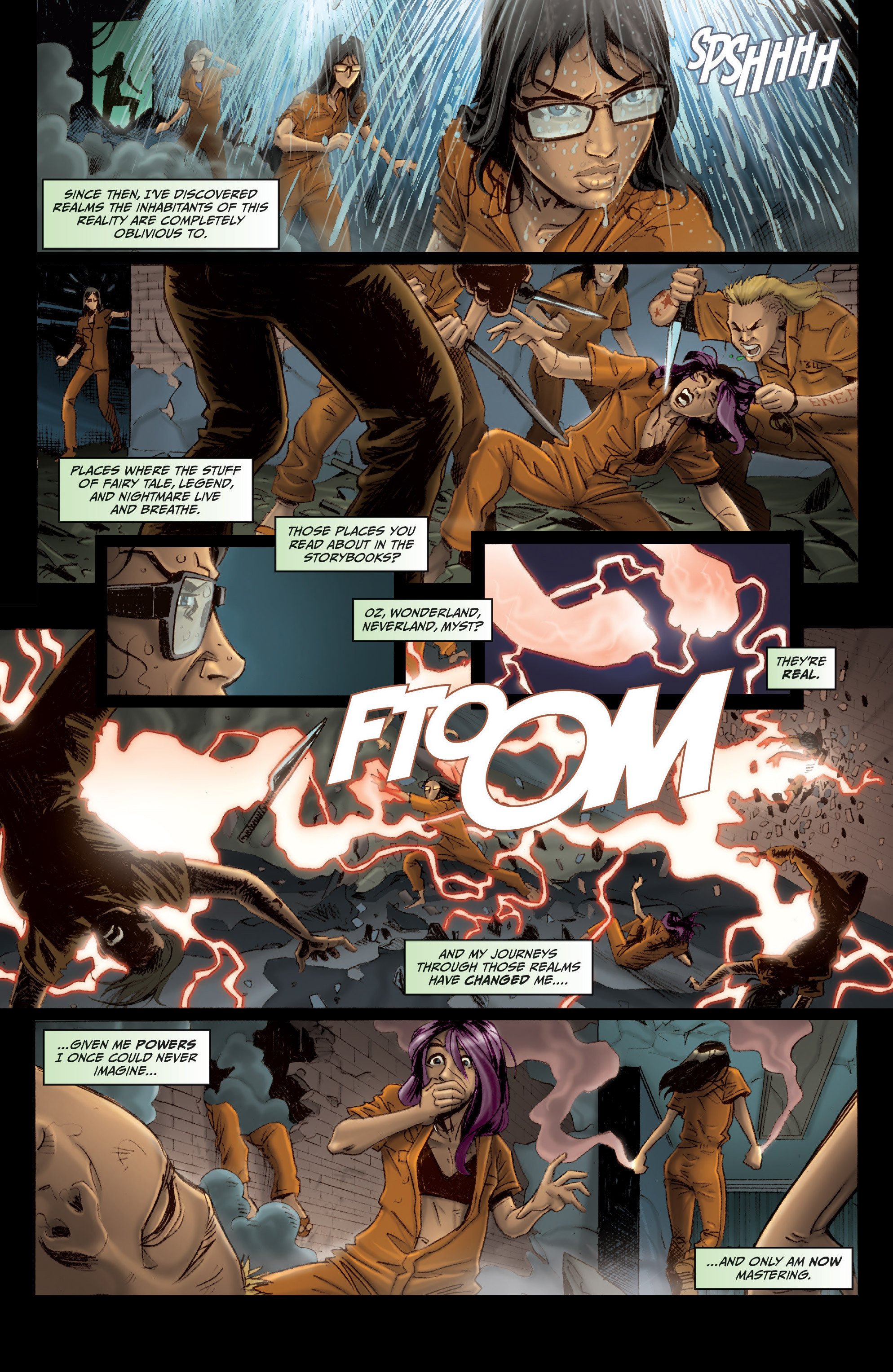 Grimm Fairy Tales (2005) Issue #76 #79 - English 17