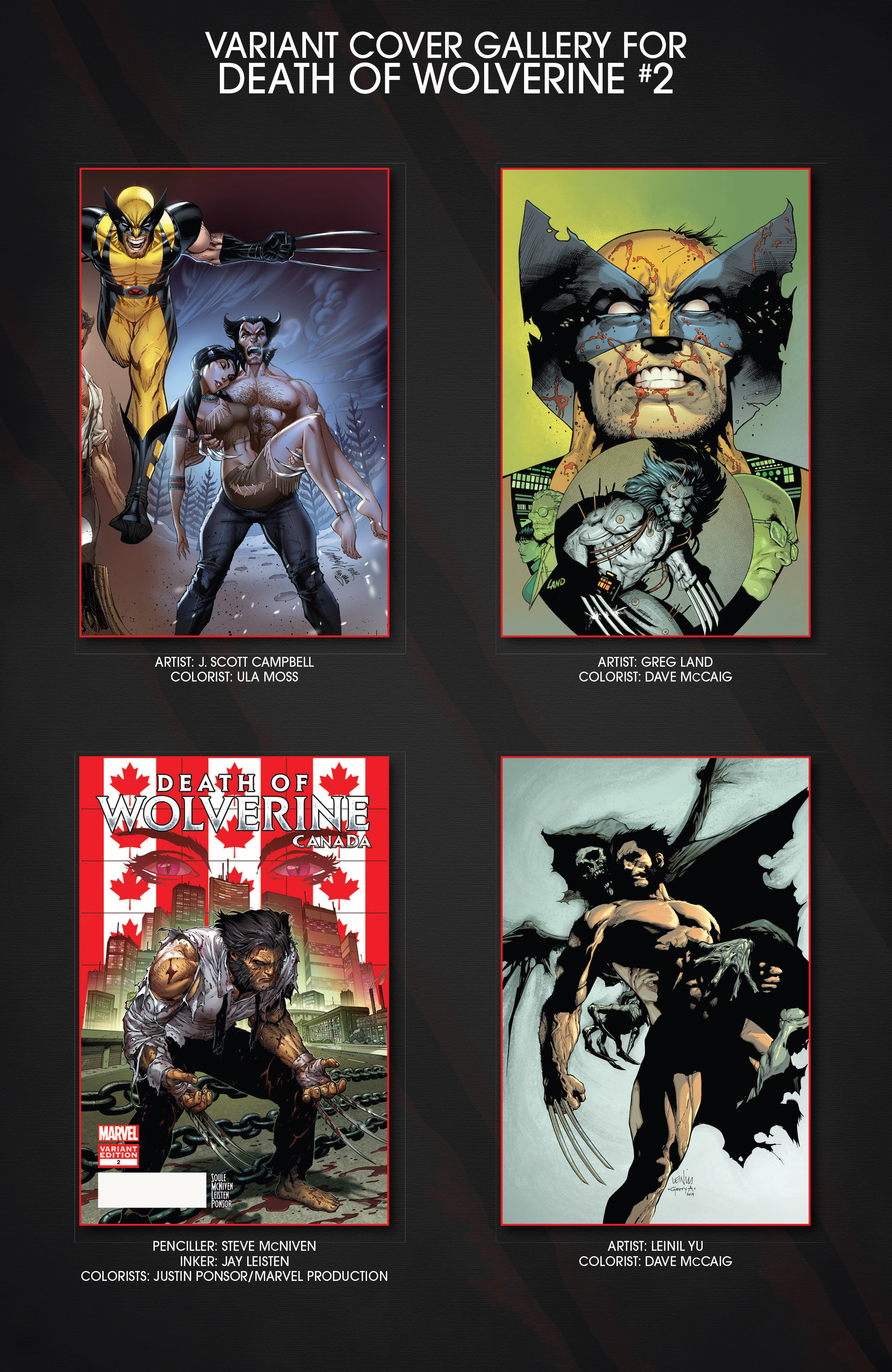 Death of Wolverine Issue #4 #4 - English 25