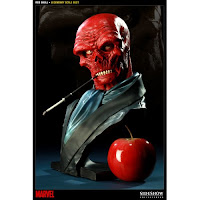 Red Skull Character Review - Bust Product