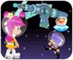 Game Puffy nhà du hành vũ trụ