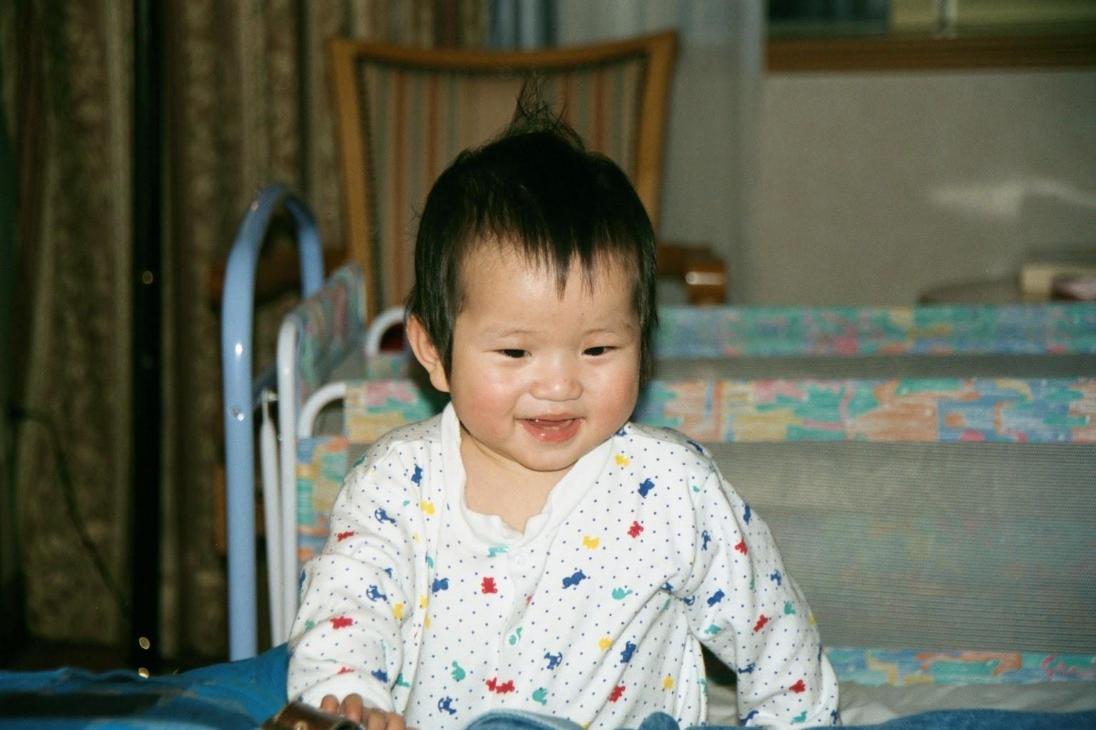 Download foto bayi ganteng asal cina