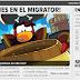Nuevo Diario - Edición #441 | ¡Polizones en el Migrator!