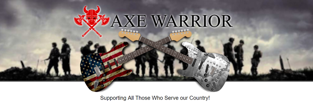 AxeWarrior - Charity Supporting Our American Warriors